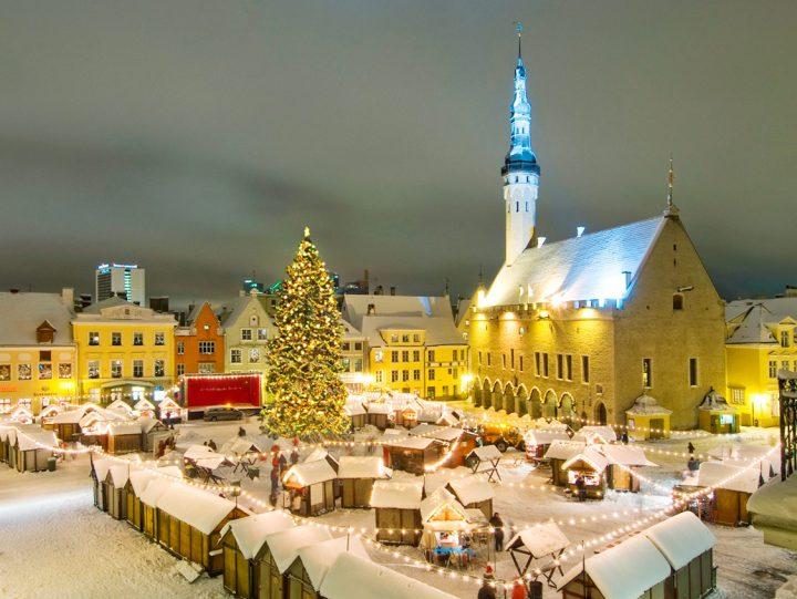 Tallinn vaheldusrikas