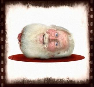 Weihnachtshasen im Schleudertrauma