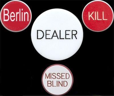 Wie blind sind die Blinds? Oder warum hat der Goldene Reiter keine Karten?