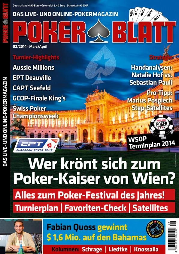 Pokerblatt